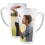 Photo coffee mug XL